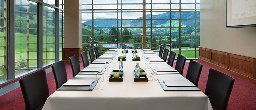 Kempinski Hotel Das Tirol - Jochberg, Kitzbühel, Austria - Conference Room.jpg
